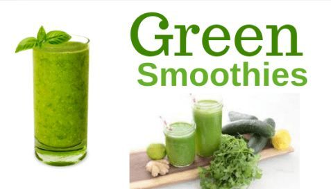 Bester Energy Boosting Morning Green Smoothie zur Gewichtsreduktion – Weight Loss …   – Smoothie
