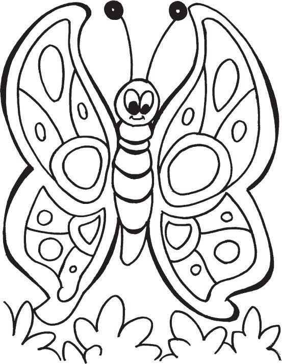 Imagenes Mariposas Gratis Para Colorear Mariposas Mariposas Para