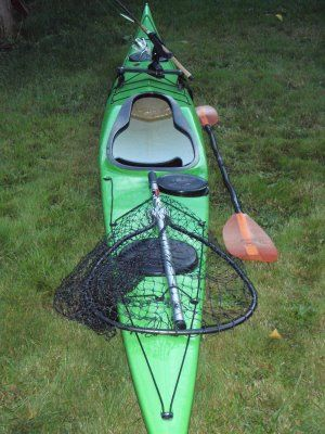 Kayak Angler by Jason Self: KAYAK FISHING: Tips On Rigging & Outfitting a Kayak for Fishing