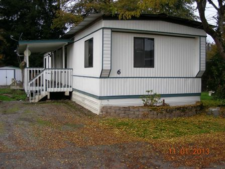 1980 sandpointe single wide in good condition recent for Roof over mobile home plans