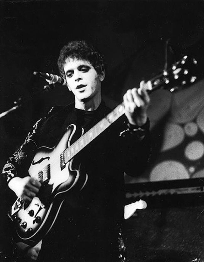 Neil Gaiman on Lou Reed: 'His songs were the soundtrack to my life'