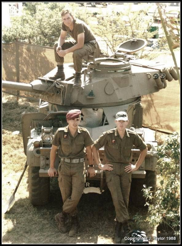 Image result for south african marines 1988