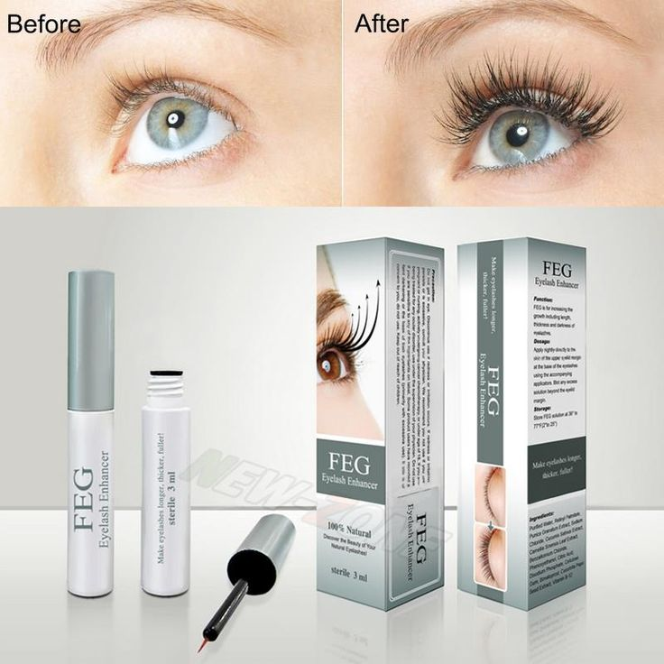 how to grow eyelashes longer and thicker fast