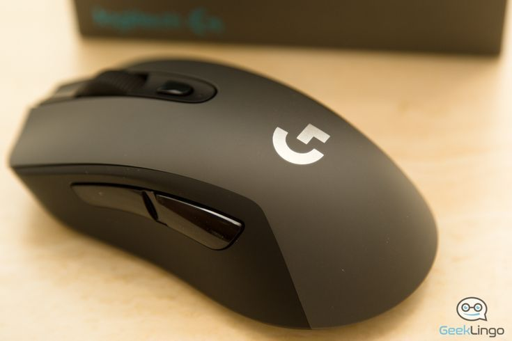 Logitech G603 LIGHTSPEED Wireless Gaming Mouse Reviewed