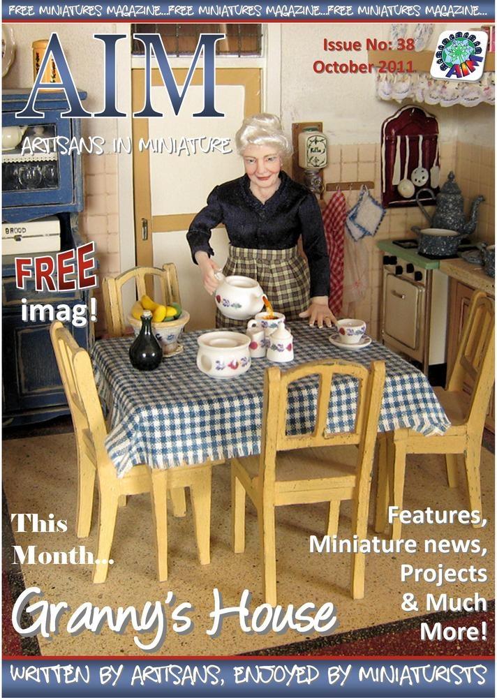 131 best Miniatures - Magazines & Books images on Pinterest ...