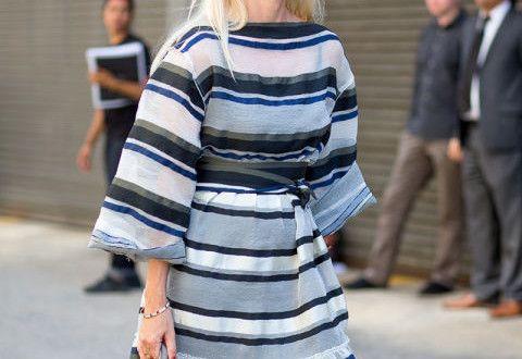 Έτσι εμφανίστηκαν οι διάσημοι και οι άνθρωποι της μόδας στην Fashion Week της Νέας Υόρκης.Οι street ...