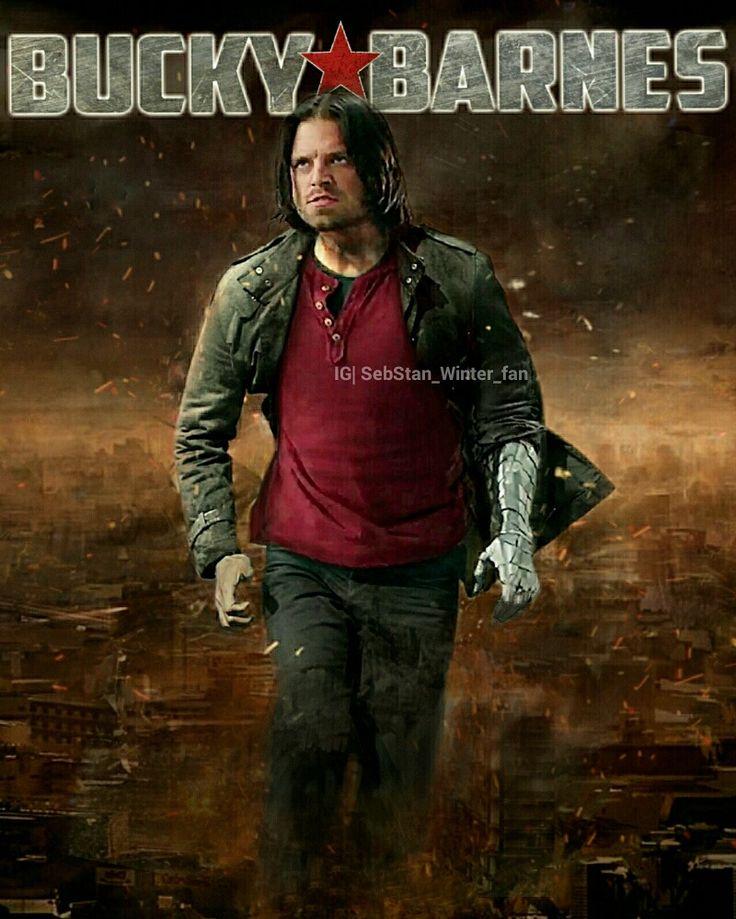 Bucky Barnes is Love — 264jana: Bucky is ready for Civil War >my...