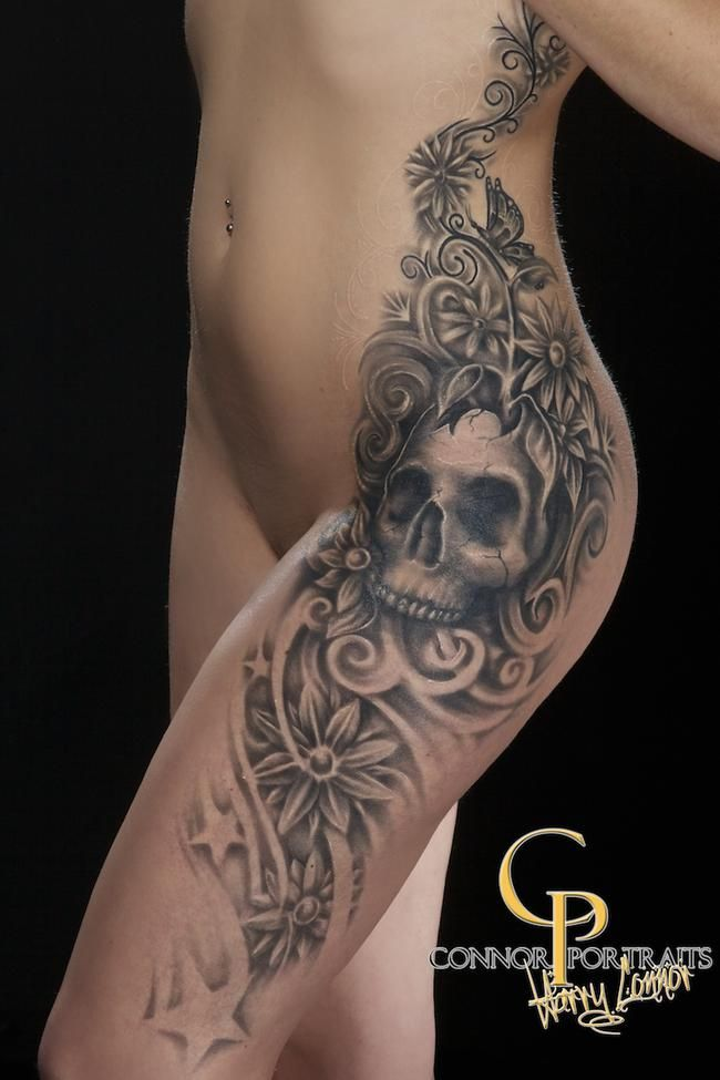 * * *skull ink *** AWESOME =)~~