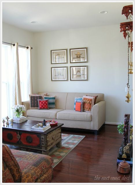Indian Style Living Room 25 best my home: global-desi style images on pinterest | east