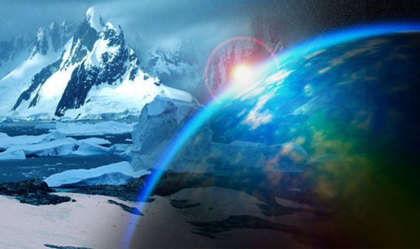 Global warming vs ice age. Scientists now predict a third of a Century long Mini Ice Age.