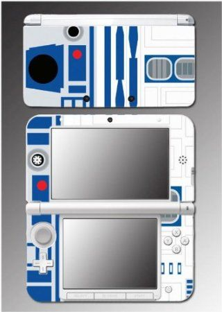 Star Wars R2-D2 R2D2 Jedi Luke Yoda Obi-wan Video Game Vinyl Decal Cover Skin Protector 15 Nintendo 3DS XL $9.98 Save 20% Amazing Discounts Your #1 Source for Video Games, Consoles & Accessories! Multicitygames.com Click On Pins For More Info