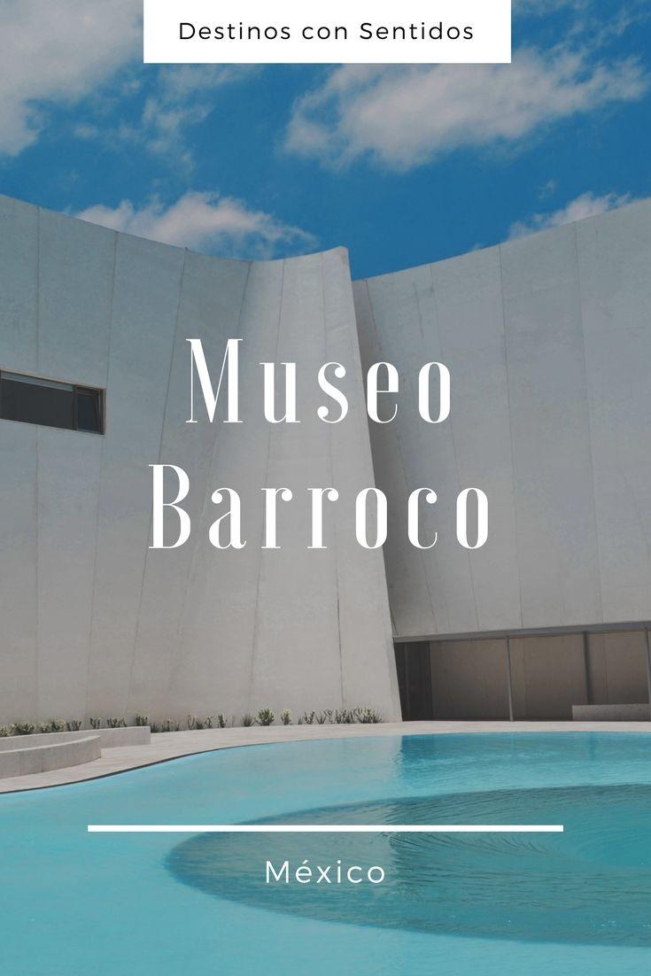 El museo internacional del barroco de la ciudad de Puebla, fue construido con la finalidad de mostrar la compleja esencia barroca de los siglos XVII y XVIII que dio lugar a una producción y recreación de artes plásticas, moda, literatura, publicidad, medios de comunicación, ciencia y otros más.