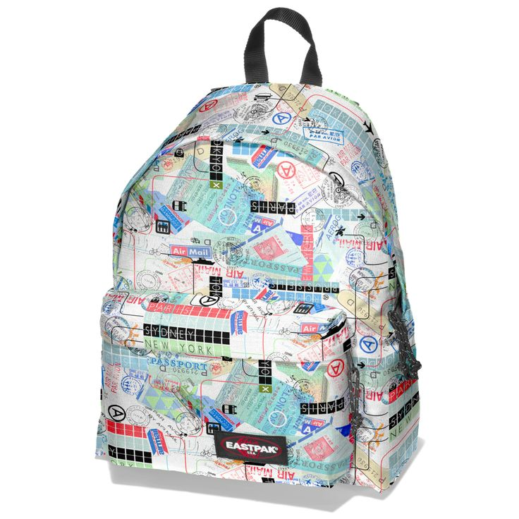 Eastpak - Padded Pak'r Stamped http://www.lycshop.gr/Proion/378-12-603/PADDED-PAK%60R-STAMPED-Sakidio/ #Eastpak #paddedpak'r #fashion #backpack #K620 #padded #lycshop #original