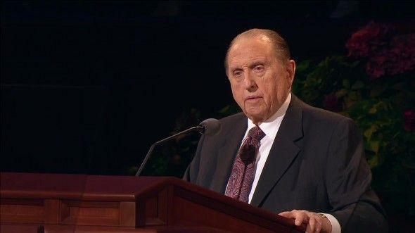 Entérate qué es lo que ocurre cuando el presidente de la Iglesia no asiste a la Conferencia General SUD