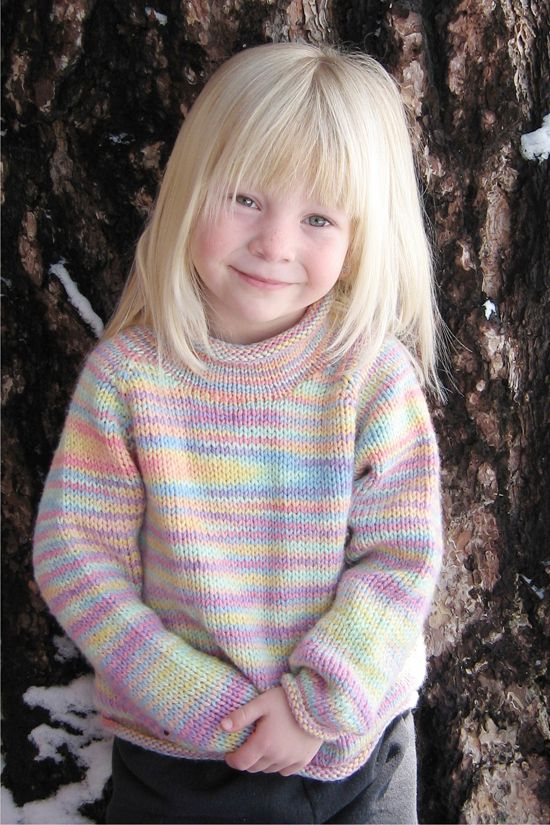 Childrens Chunky Knitting Patterns Free