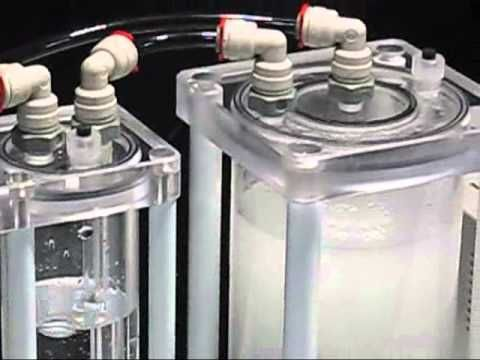 The Hydroxenator! Hydrogen and Oxygen Separator Cell! Not HHO! - YouTube