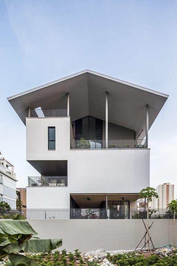Galería de Casa flotante / Nha Dan Architects - 1