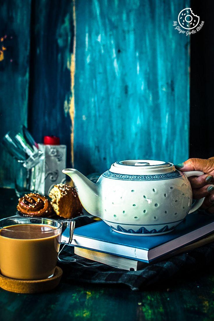 Indian masala chai spiced milk tea recipe masala