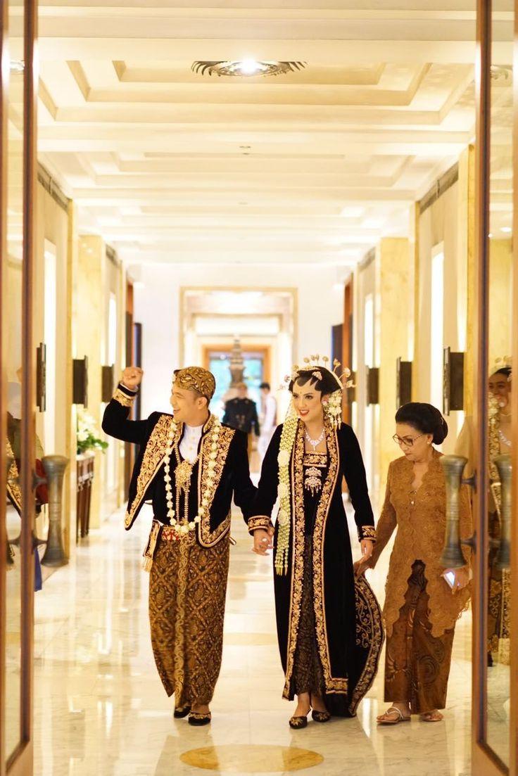 Pernikahan adat Jawa yang menginspirasi!