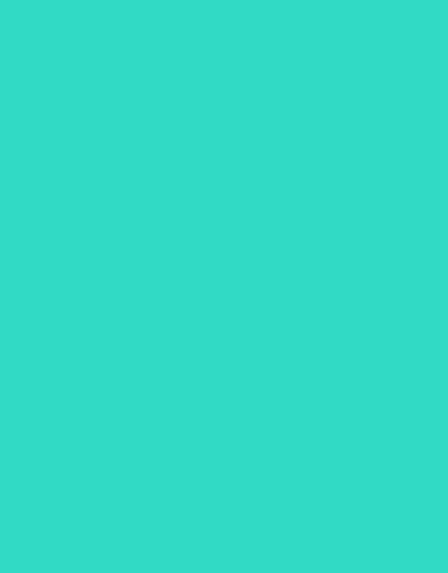 Color Verde Menta