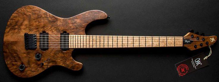 Mayones Guitars Basses MMCW Regius