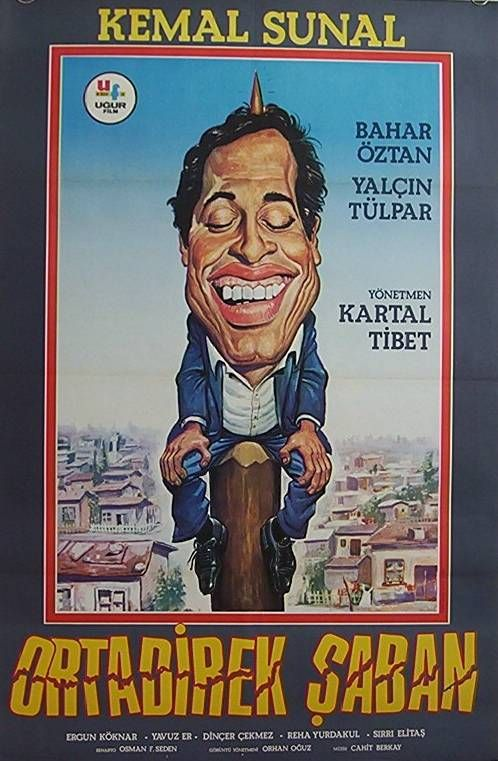 Yıl : 1984 Rol : Şaban