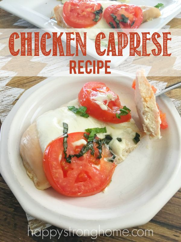 Easy heart healthy recipes chicken