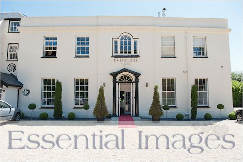 Wedding Photographers in the New Forest: New Forest Wedding Photographers at East Close Hotel