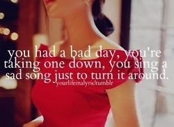 Daniel Powter - you had a bad day