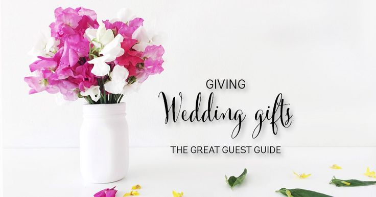 Wedding Gifts Etiquette Rules : 1000+ ideas about Wedding Gift Etiquette on Pinterest Wedding gifts ...