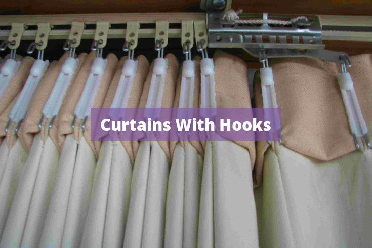 Hang Curtain Rod With Command Hooks And How To Hang Curtains With