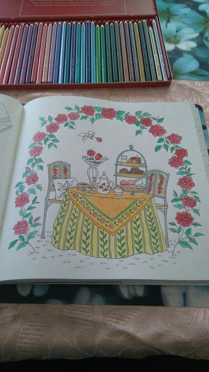 best color me cluttered coloring book images on pinterest