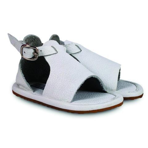 Donsje Lilo Sandal Leather White