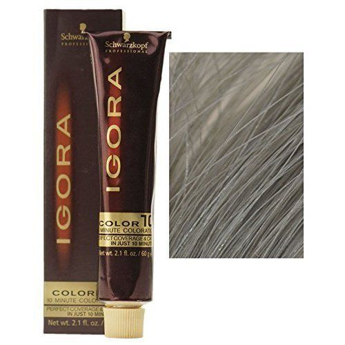 Schwarzkopf Professional Igora Color10 Hair Color - 7-12 - Med Ash Smokey Blnd * More details can be found by clicking on the image. #hairnourishing