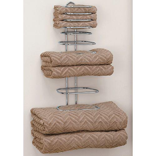 Towel Interstellar Travel: Best 25+ Bathroom Towel Racks Ideas On Pinterest