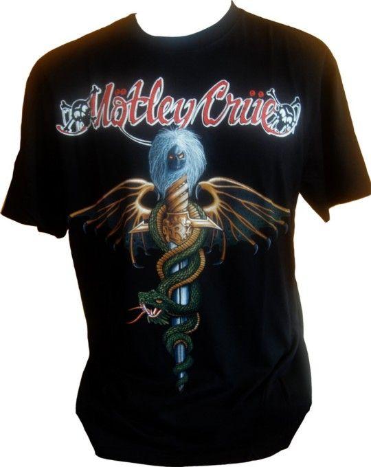 Old Heavy Metal T-Shirts | Classic rock t shirts