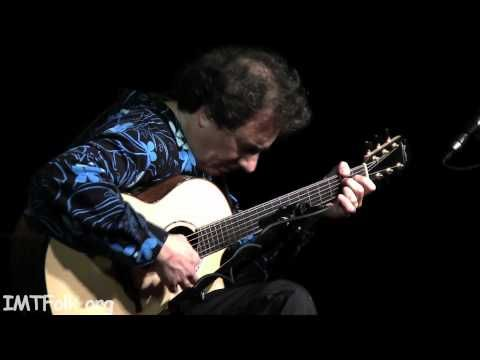 Pierre Bensusan - So Long, Michael (tribute to Michael Hedges - live performance)