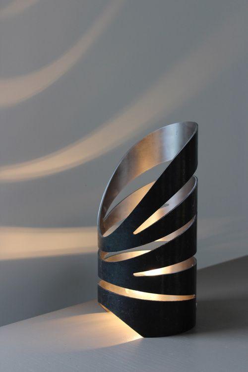kurbik:  Les lampes, par Martz Edition.