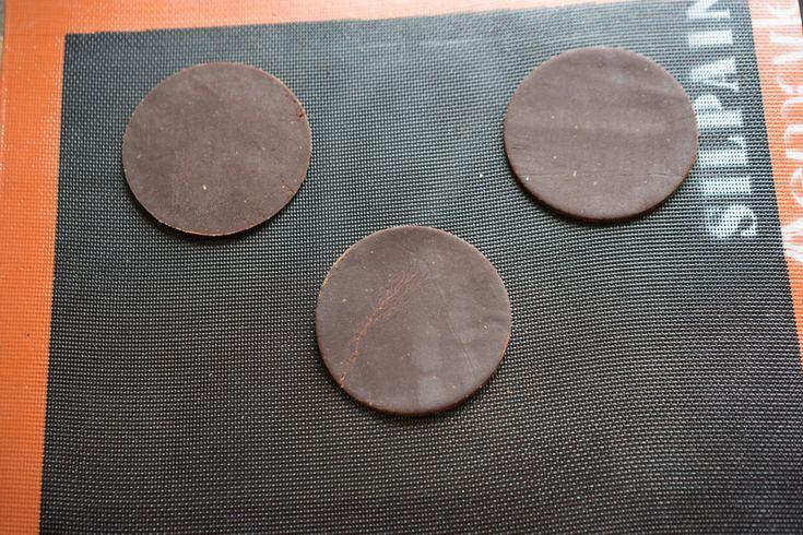 Шоколадное сабле