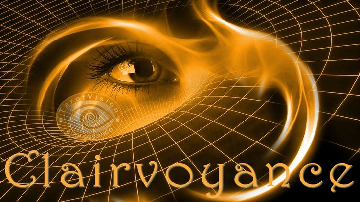 Psychic Clairvoyance Definitions