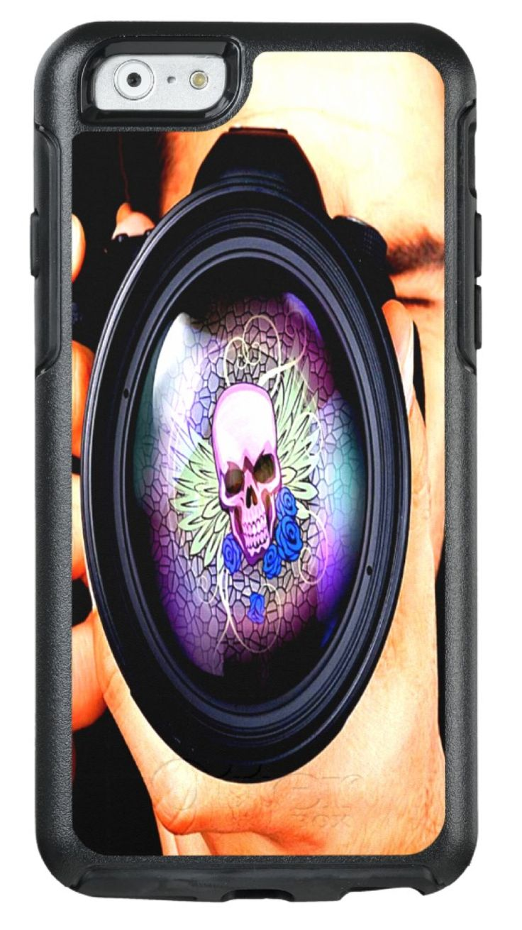 The hugely popular Otterbox Phone Cover can come to the rescue for you too. Not only do you have the robust Otterbox Cover but also we've captured a smiling Calavera to join the defenses. Your friends will certainly want a closer look! They haven't seen anything like this before.