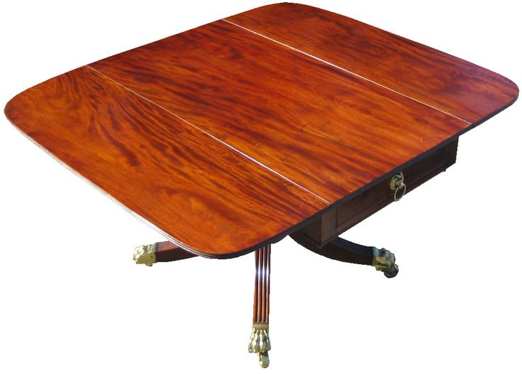 A Classical Pembroke Table; Baltimore, C.1825; Possibly By Joften Referred  To