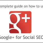 SEO TIP FROM RICKY: How to use Google+ for Social   HOW TO GET MORE 1+ FOR YOUR SMALL BUSINESS WEBSITE http://www.plusyourbusiness.com/use-google-plus-social-seo/