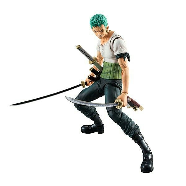 Variable Action Heroes - Roronoa Zoro Past Blue Ver.