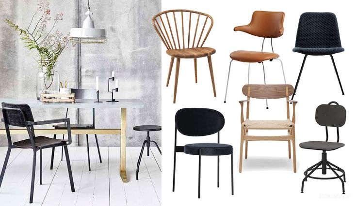 25 beautiful dining chairs: Find your favorite.