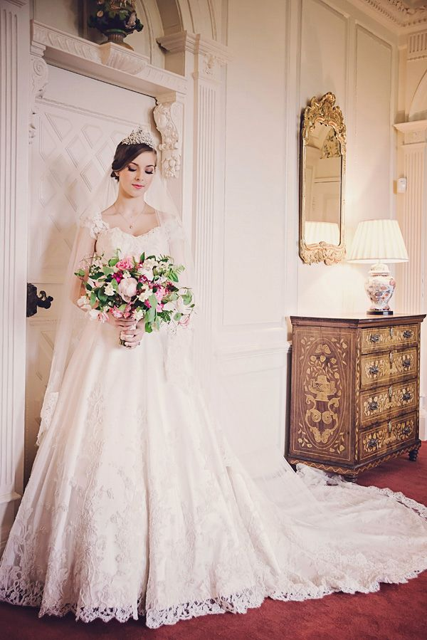 STOP PLAYING GAMES WITH HER. Beautiful bride. Victorian wedding style