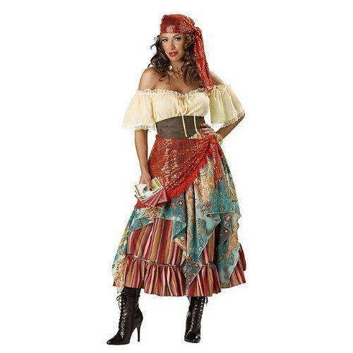 Elite Fortune Teller Adult Costume