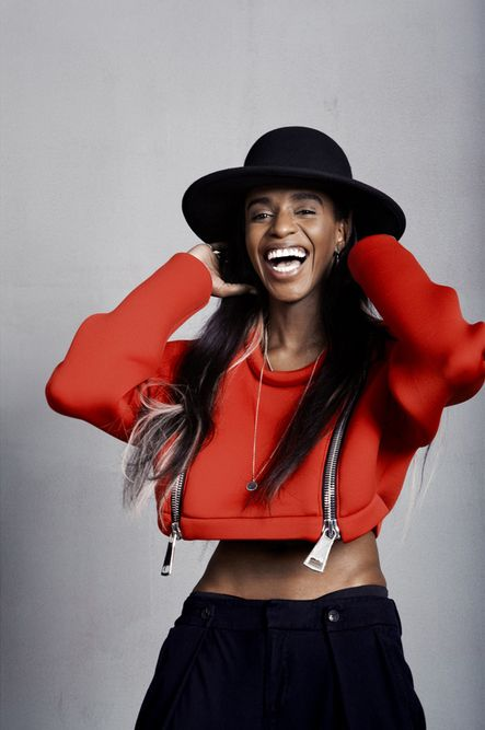 "opklaring: """"Angel Haze photographed by Alexis Chabala "" """