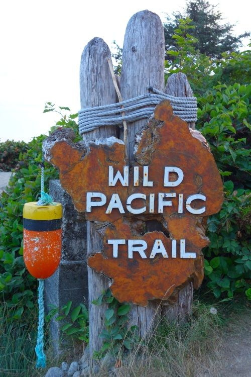 Wild Pacific Trail. Ucluelet. Vancouver Island. Canada. Dndgo.com