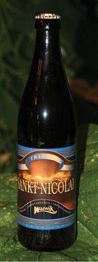 Sankt Nicolai Trippel  Sankt Nicolai trippel er en overgæret øl brygget efter traditionelle belgiske brygmetoder på fl ere lyse malttyper, sukker, humle og gær. Øllet har en lyst kulør, overordentlig alkoholstærk, sød og krydret, men stadig let drikkelig. Serveringstemperatur 8 - 12 C. Sankt Nicolai er bl.a. velegnet til fjerkræ, krydrede retter og røget kød.